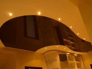 освещение потолков